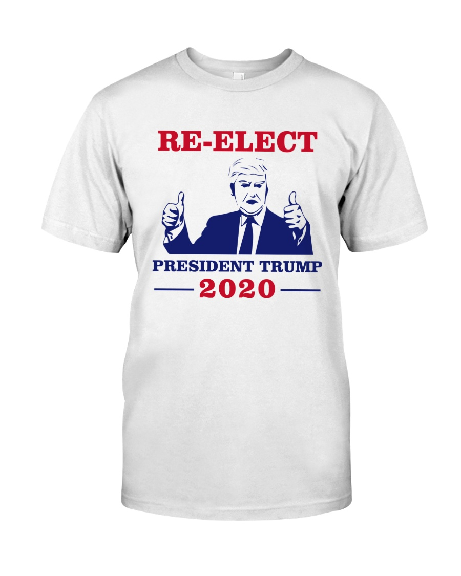 Trump for president 2020 Shirt Premium Fit Mens Tee