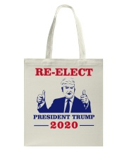 Trump for president 2020 Shirt Tote Bag thumbnail