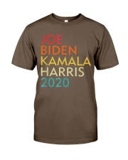 Joe Biden Kamala Harris 2020 Classic T-Shirt tile