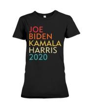 Joe Biden Kamala Harris 2020 Premium Fit Ladies Tee thumbnail