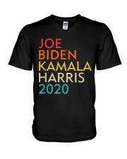 Joe Biden Kamala Harris 2020 V-Neck T-Shirt thumbnail