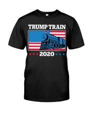 Trump Train 2020 T Shirt Classic T-Shirt front