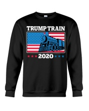 Trump Train 2020 T Shirt Crewneck Sweatshirt thumbnail