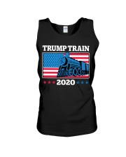 Trump Train 2020 T Shirt Unisex Tank thumbnail