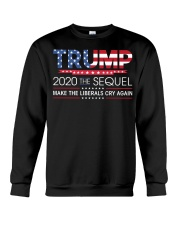 Trump 2020 The Sequel  T Shirt Crewneck Sweatshirt thumbnail