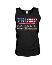 Trump 2020 The Sequel  T Shirt Unisex Tank thumbnail