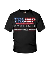 Trump 2020 The Sequel  T Shirt Youth T-Shirt tile