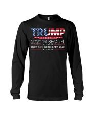 Trump 2020 The Sequel  T Shirt Long Sleeve Tee thumbnail