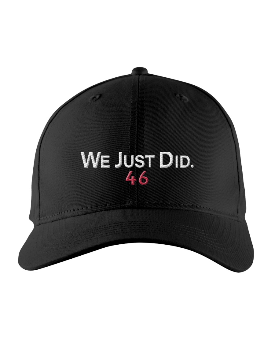 We just did hat Embroidered Hat