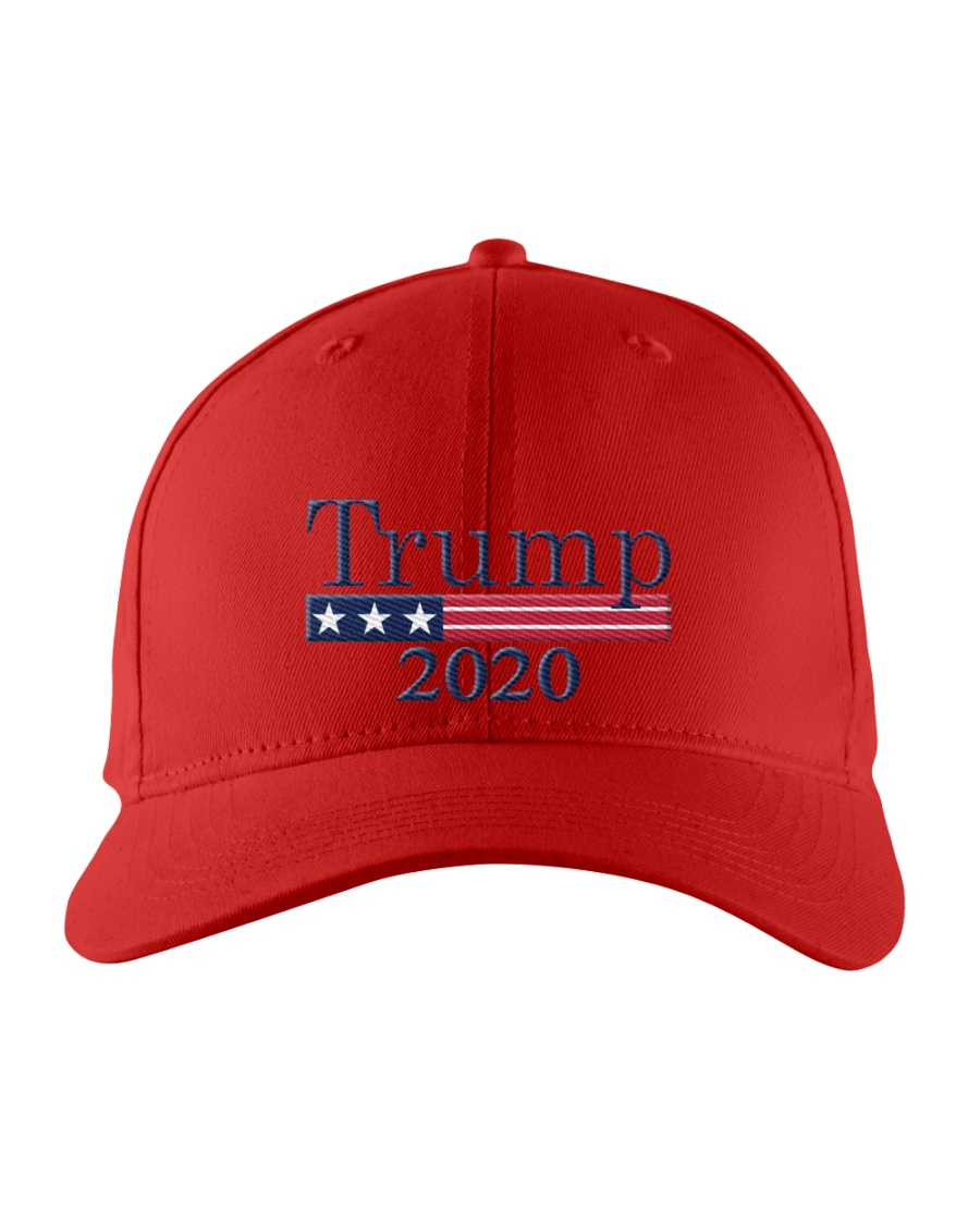 Trump  2020  hat  Embroidered Hat