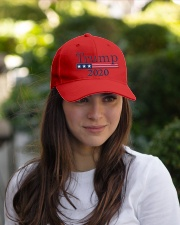 Trump  2020  hat  Embroidered Hat garment-embroidery-hat-lifestyle-07