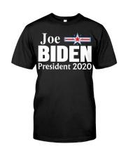Joe Biden 2020  Shirt Classic T-Shirt front