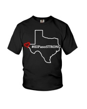 El Paso Strong Merchandise Youth T-Shirt thumbnail