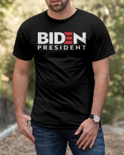 Biden President  T Shirt Classic T-Shirt apparel-classic-tshirt-lifestyle-front-53