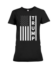 Trump 2020 Shirt Premium Fit Ladies Tee thumbnail