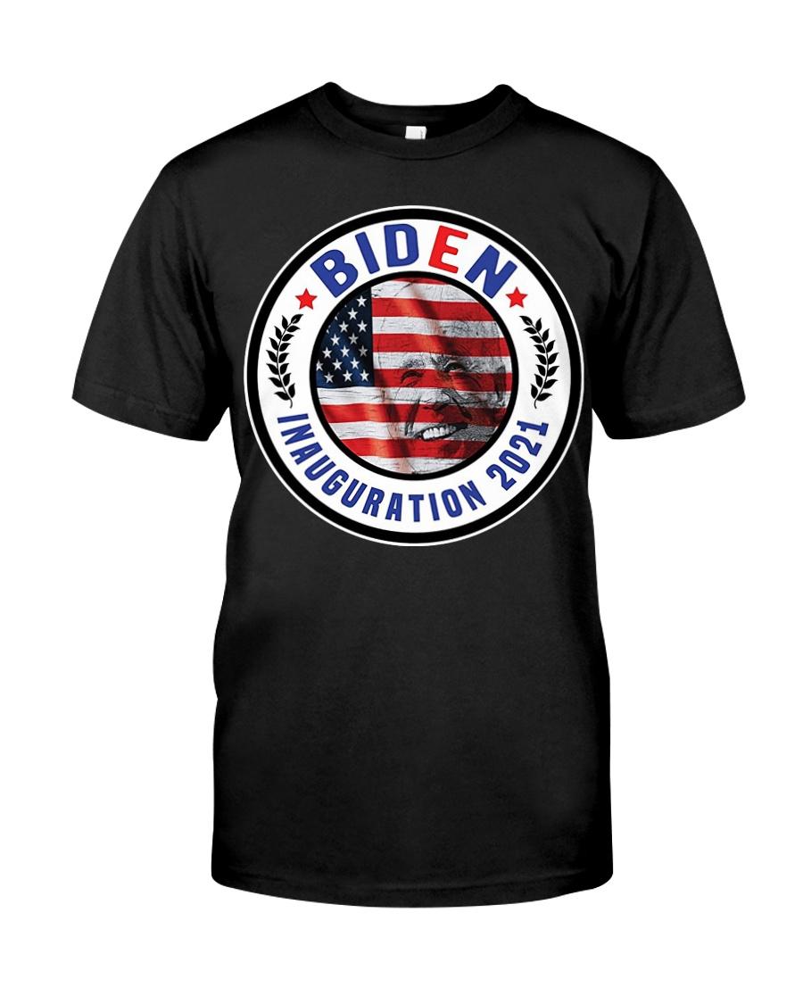 Biden Inauguration T Shirts Classic T-Shirt