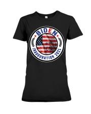 Biden Inauguration T Shirts Premium Fit Ladies Tee thumbnail