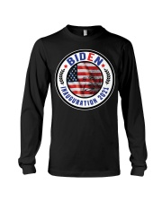 Biden Inauguration T Shirts Long Sleeve Tee thumbnail