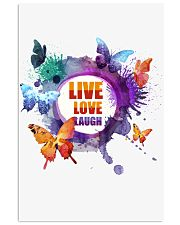 Live Love Laugh Butterfly  24x36 Poster thumbnail