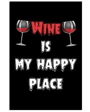 Wine Is My Happy Place 24x36 Poster thumbnail