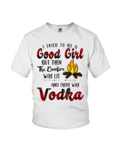 Good Girl Vodka Youth T-Shirt thumbnail