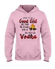 Good Girl Vodka Hooded Sweatshirt thumbnail