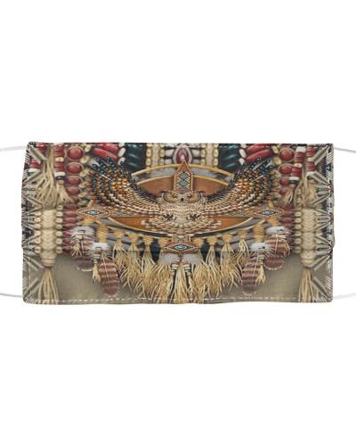 SHN 10 Native American pattern