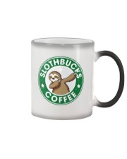 Sloths Color Changing Mug thumbnail
