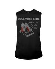 December Gift for Birthday Girl Sleeveless Tee thumbnail