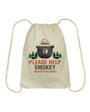 Smokey Lovers Drawstring Bag thumbnail