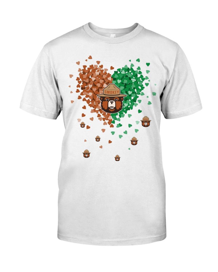 Smokey Lovers Classic T-Shirt
