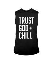 Trust God Sleeveless Tee thumbnail