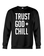 Trust God Crewneck Sweatshirt thumbnail
