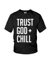 Trust God Youth T-Shirt front