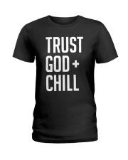 Trust God Ladies T-Shirt thumbnail