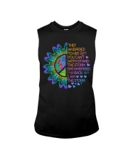 Hippie Strong Woman Sleeveless Tee thumbnail