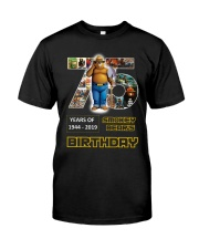 Smokey Birthday Premium Fit Mens Tee thumbnail