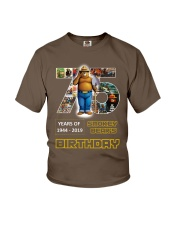Smokey Birthday Youth T-Shirt thumbnail