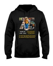 Smokey Birthday Hooded Sweatshirt thumbnail