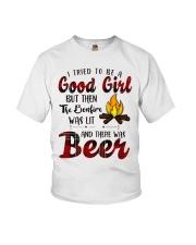 Good Girl Beer Youth T-Shirt thumbnail