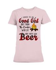Good Girl Beer Premium Fit Ladies Tee thumbnail