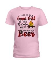 Good Girl Beer Ladies T-Shirt thumbnail