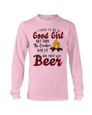 Good Girl Beer Long Sleeve Tee thumbnail