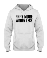 PRAY MORE Hooded Sweatshirt thumbnail