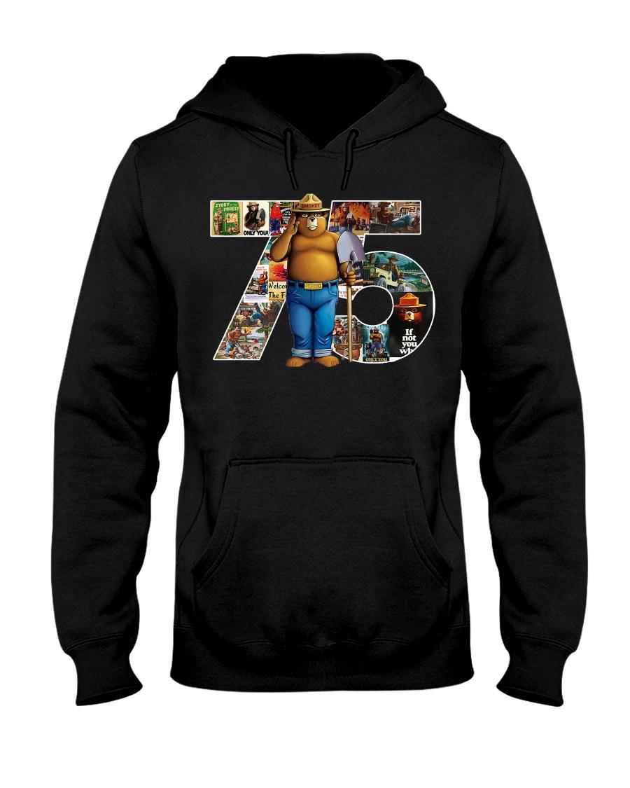 Smokey Birthday Hooded Sweatshirt