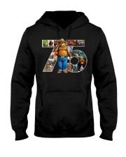 Smokey Birthday Hooded Sweatshirt front
