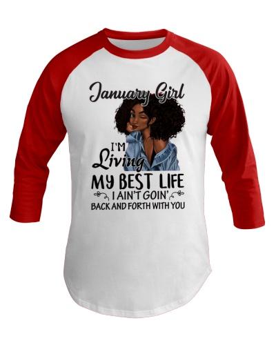 January Gift for Birthday Girl