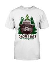 Keep it green Classic T-Shirt thumbnail
