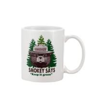 Keep it green Mug front
