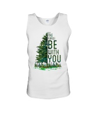Forest be with you Unisex Tank thumbnail